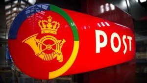 brevpost i danmark